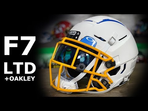 #1 Ranked F7 LTD Helmet Build