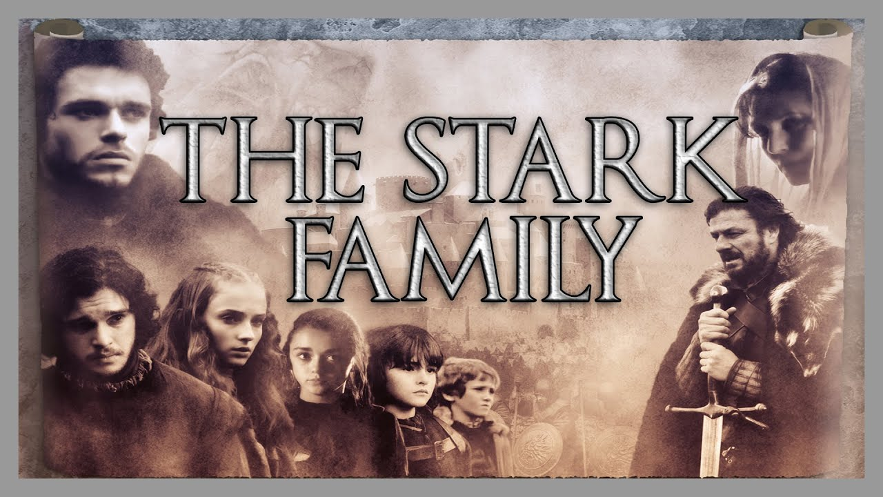 Familie Stark Game Of Thrones