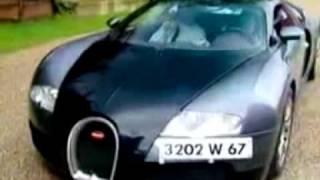 Bugatti Veyron no auto esporte