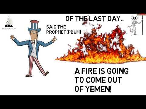 THE PROPHECY OF SYRIA & YEMEN (Animated) By Sheikh Imran Hosein