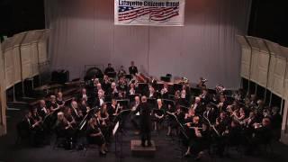 Lafayette Citizens Band Sousa George Washington