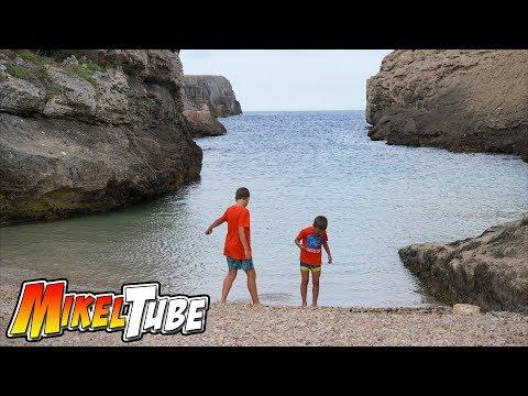 MikelTube Vlog. Nos vamos de Vacaciones  Verano en Menorca 2019
