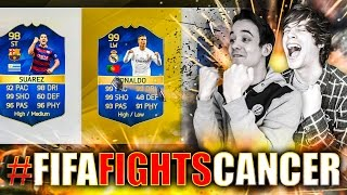 cancer research charity stream 14 tots draft fifa 16 fifafightscancer