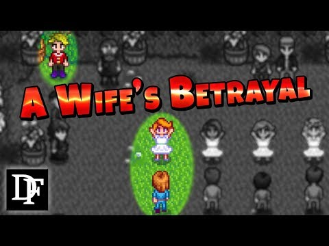Guess Who Betrayed ME? - Stardew Valley Completionist 51