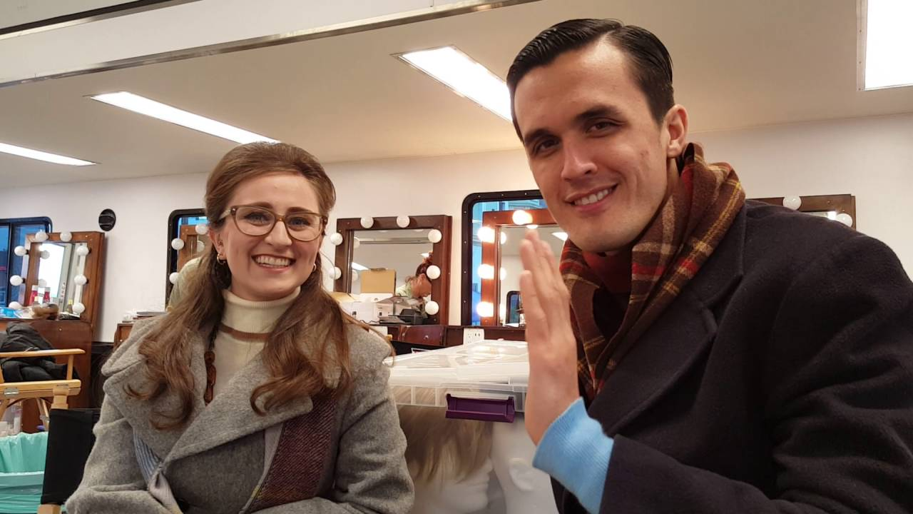 """Download """"Good Girls Revolt"""" - Behind the Scenes with Bronsen - and  Reveriehill owner Hilary"""