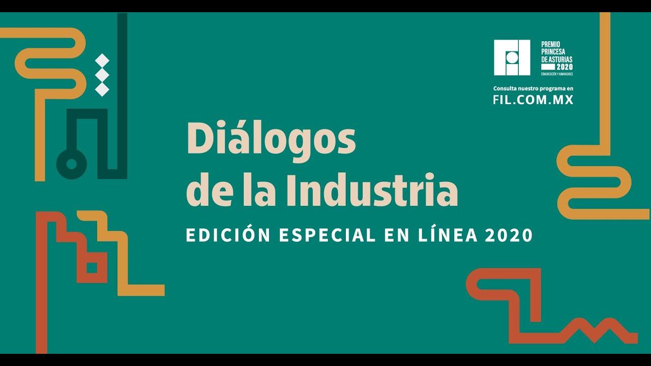 Ricardo Sánchez Riancho, nuestro director, en Diálogos de la Industria, dentro de la FIL Guadalajara