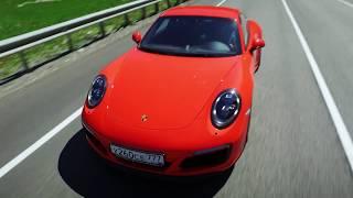 Наши тесты. Вып. 887. Porsche 911 Carrera 4S