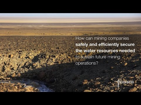 Securing Sustainable Water Resources for Mining