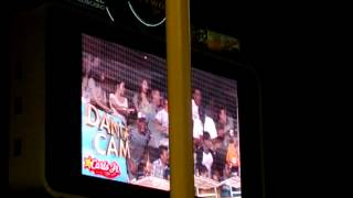 다저 스타디움에 싸이 등장! Psy at Dodger Stadium! Gangnam Style!