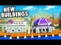 NEW Epic BUILDINGS in Kingdoms and Castles!  (Kingdoms and Castles New Update!