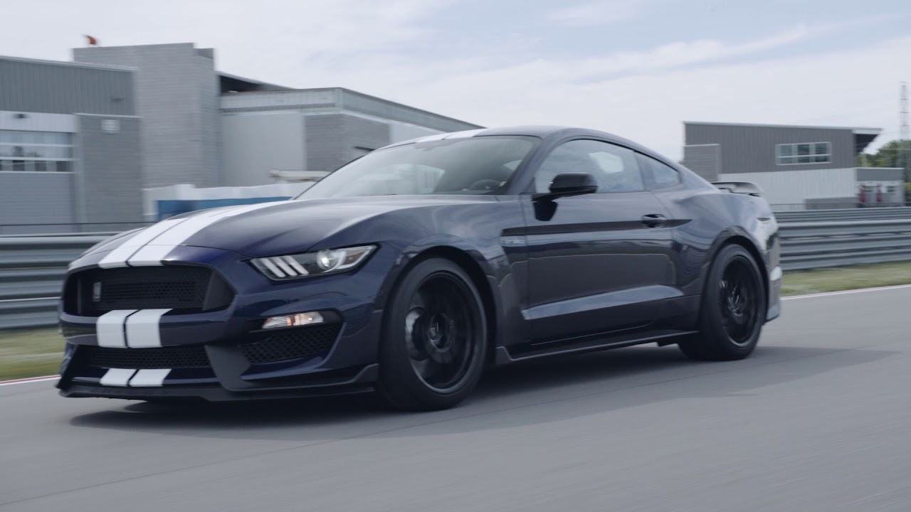 ford mustang shelby gt youtube