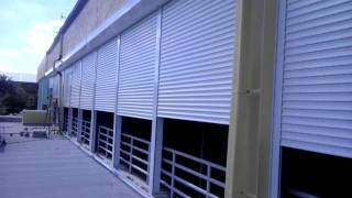 Hurricane Shutters, Roll Down Shutters, Roll Up Shutters