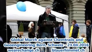 gegen Chemtrails und Geoengineering - Diro Anders von blauerhimmel.ch - deutsch