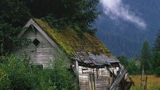Загадочный дом у старой дороги...