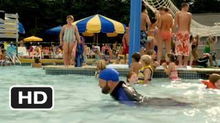 Grown Ups #5 Movie CLIP - Peeing in the Pool (2010) HD