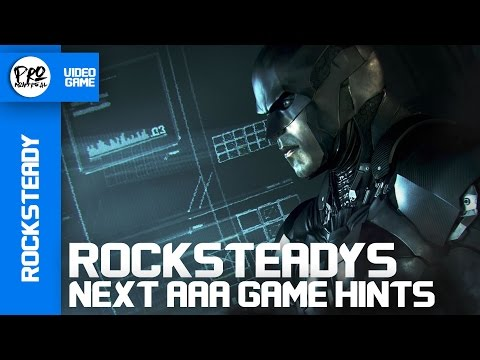 Rocksteady's Next AAA Game Hints