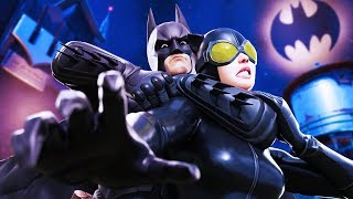 BATMAN - The Dark Knight (Fortnite Short Film)