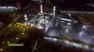 مسجد قباء تصوير جوي بالمدينة المنورة Quba Mosque aerial filming