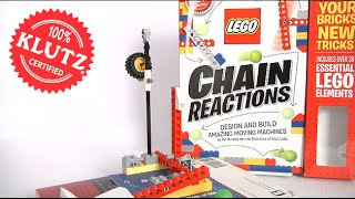 LEGO Chain Reactions from Klutz
