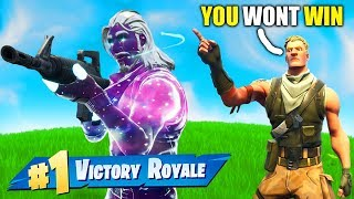 ce gamin m'a parié 10 000 VBUX I Couldnt Win In Fortnite!