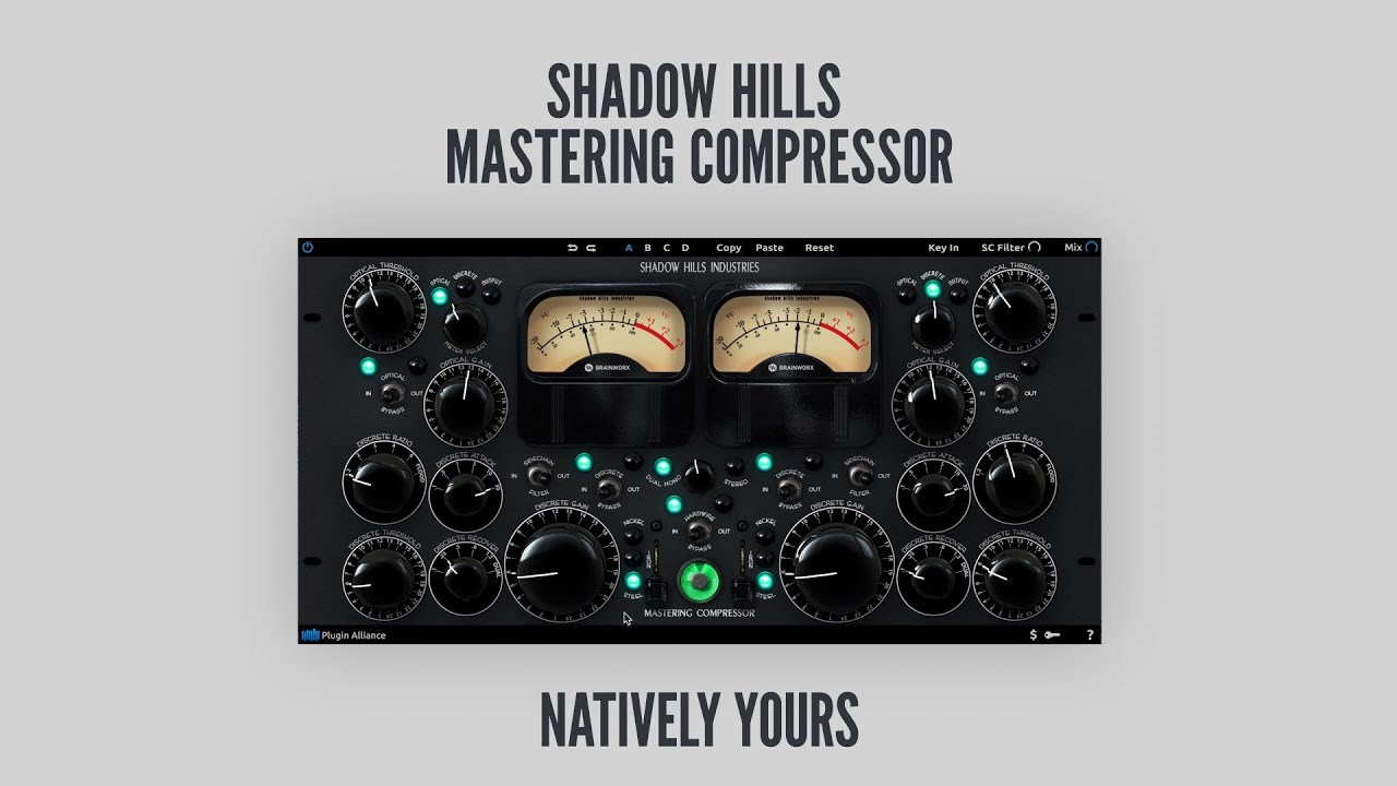 Mastering Compressor