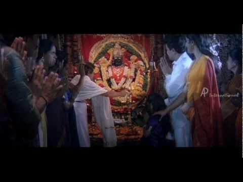 Thaye Bhuvaneswari Tamil Movie Scene | Soundarya assassinates Anandraj | Sai Kumar | Deva