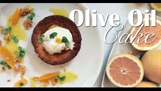 Olive Oil Cake Recipe For The Holidays | Get The Dish