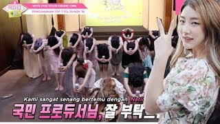 🍋Produce 48 PARODY - ORANC GIRL INDONESIA