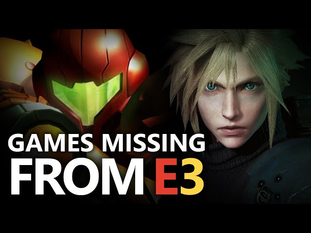 10 Games that Didn't Appear at E3 2018