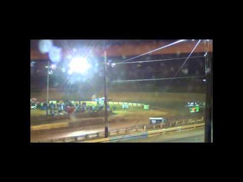 Steel Block Bandits race/Eastside Speedway