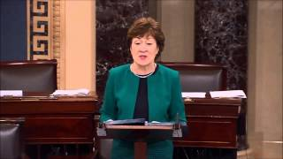 Sen. Collins Speaks in Support of the International Violence Against Women Act of 2014