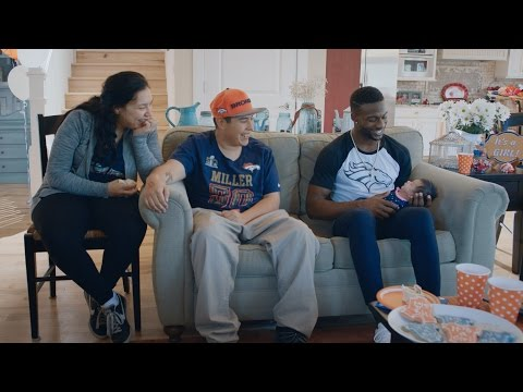 Super Bowl 50 Babies Are Here | Football is Family