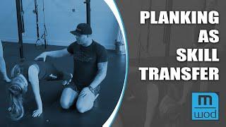 Planking as Skill Transfer