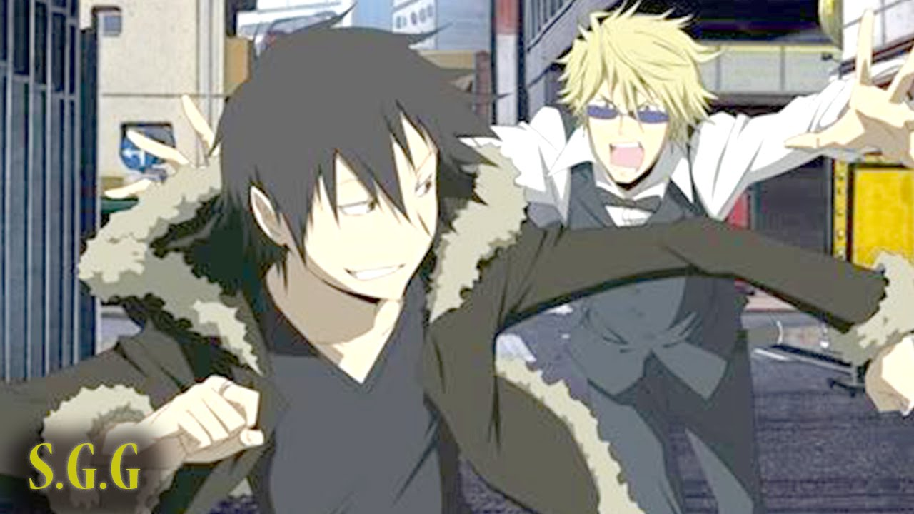 From Enemies To Lovers The Case Of Shizuo Heiwajima