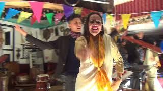 Singer Rajan Gurung Uhi Kholi ma Machha