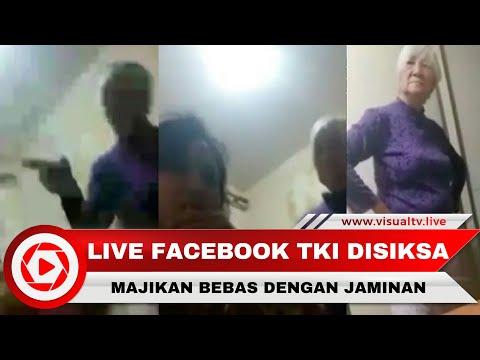 TKI di Hongkong Live Facebook Saat Disiksa Majikan yang Seorang Nenek
