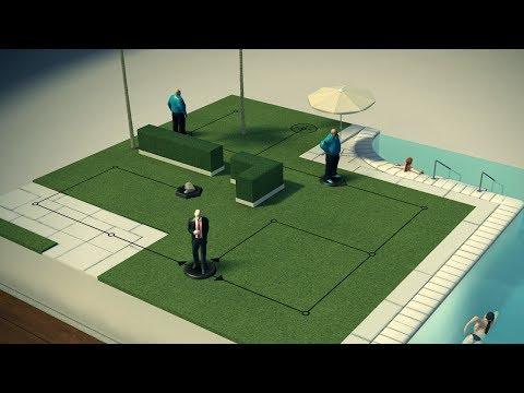 Hitman GO - OUT NOW FOR ANDROID