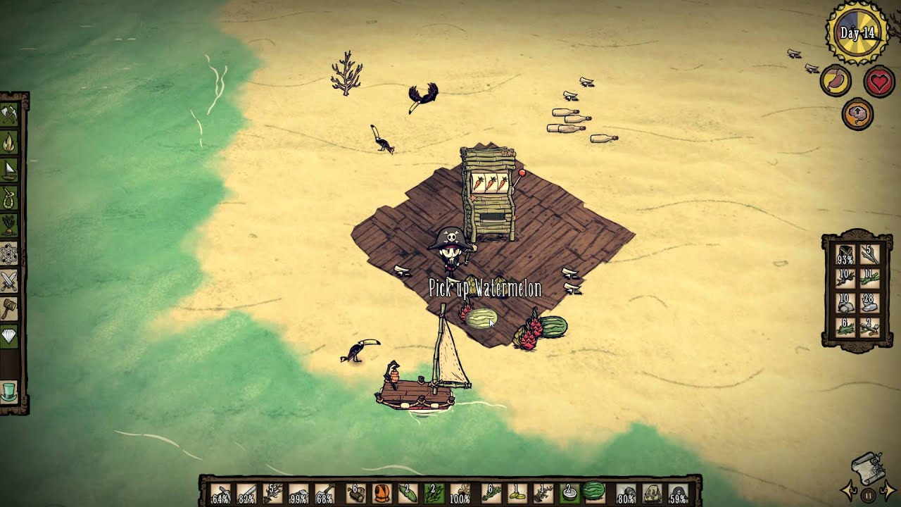 machine don t starve
