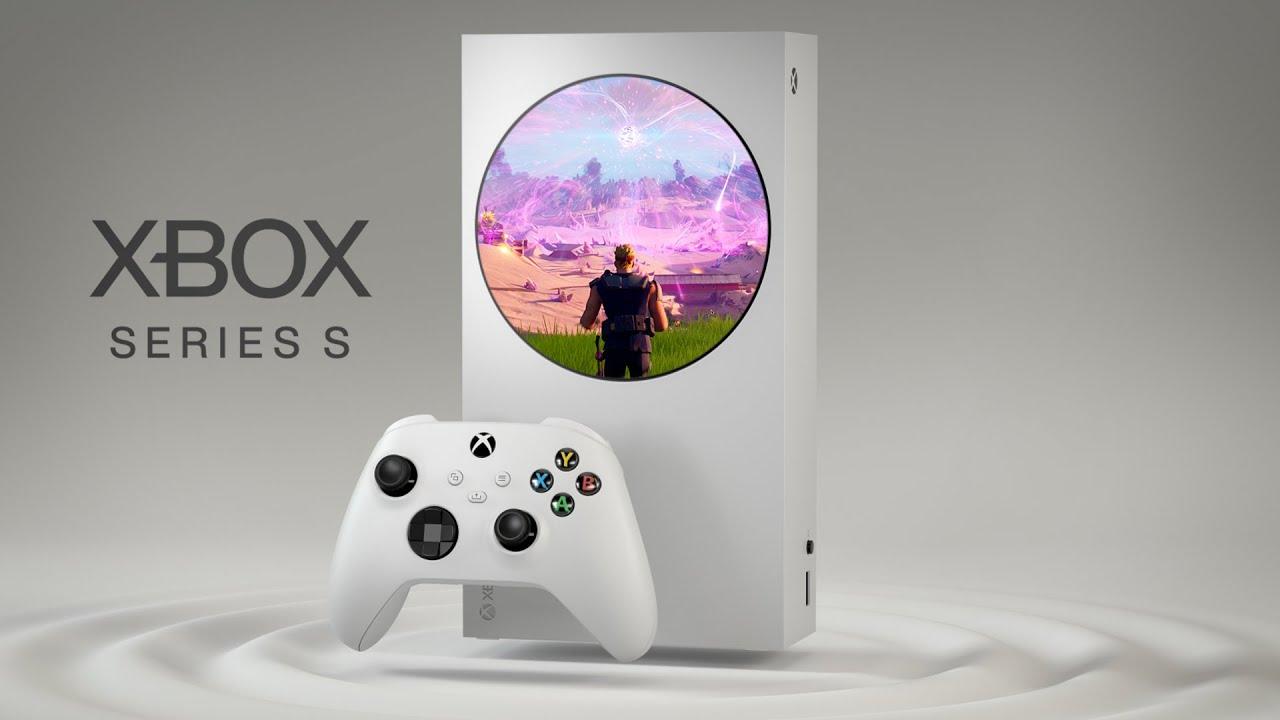 Xbox Series S:新一代與 Fortnite 都已就緒