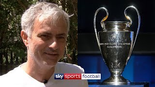 EXCLUSIVE: Jose Mourinho previews European finals in his first UK interview since leaving Man United