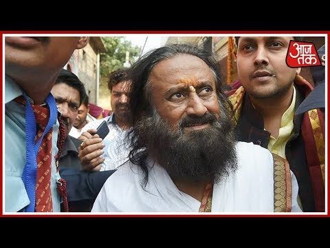 Sri Sri Ravi Shankar Returns From Ayodhya With No Outcome Over The Dispute