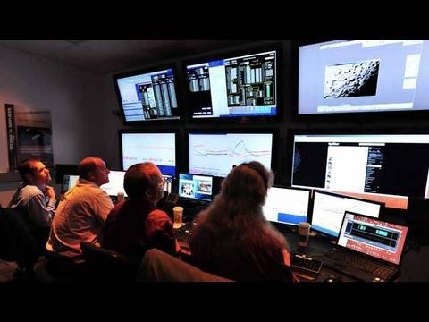 Spacevidcast Live - Lead FSW Engineer for NASA's LCROSS program, Emory Stagmer