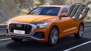 🔴 2019 Audi Q8 - Technology Features | Best Car - Motorshow