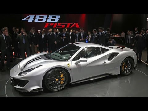 NEW Ferrari 488 Pista First Look YouTube