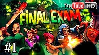 Final Exam [Xbox360] - ✪ Part #1 ✪ | Walkthrough〘HD〙