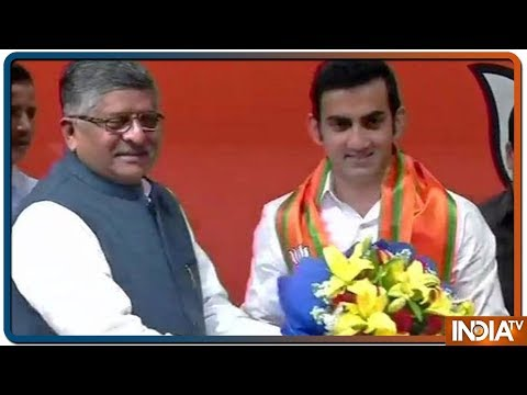 Former Cricketer Makes His Debut Entry Into Political World Joining BJP Ahead Of LS Elections
