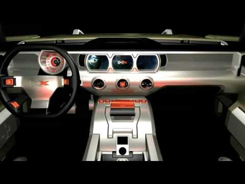 Hummer H4 Inside >> Hummer Hx Interior Youtube