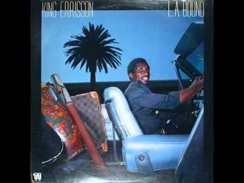 King Errison - Manhattan Love Song