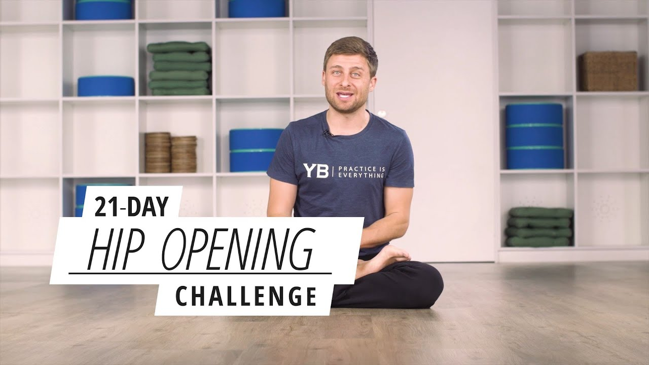 21 Day Hip Opening Challenge Online Course W Lucas Rockwood