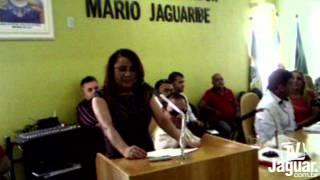 Neuma Melo assume vaga de vereadora em Jaguaruana